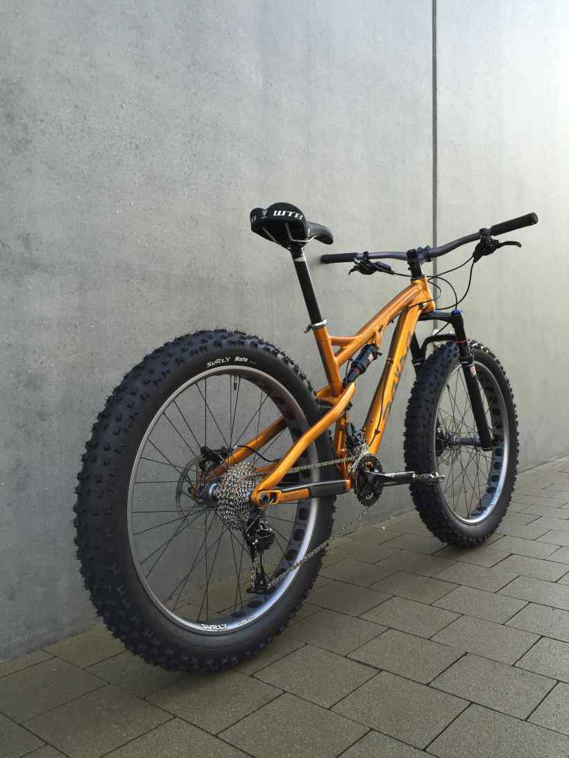 Salsa Cycles Bucksaw 2015