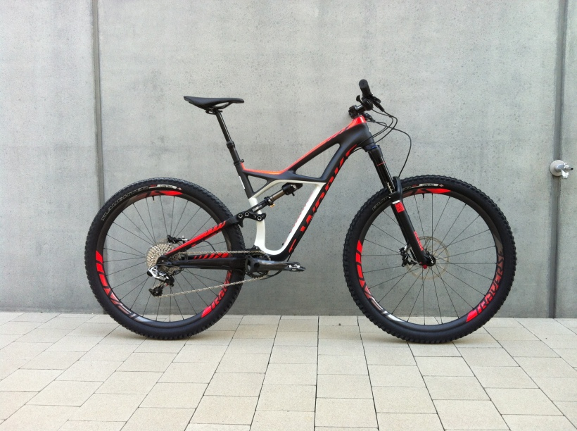 specialized s-works enduro fsr 29 2015