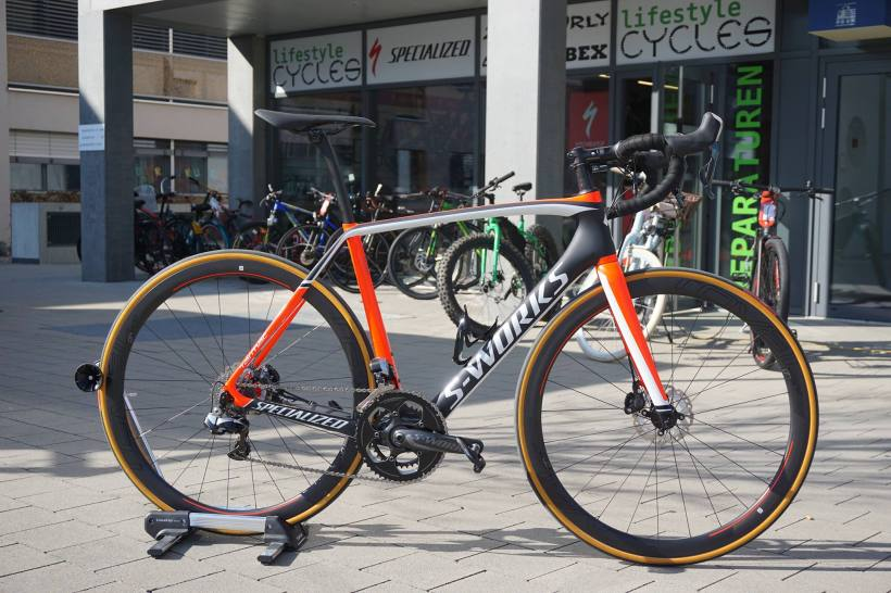 Specialized S-Works Tramac 2016 DI2 Disc Lifestyle Cycles Schweiz