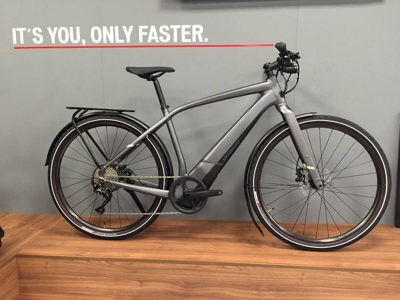 Specialized Turbo Vado Lifestyle Cycles 2017 Schweiz Arlesheim Basel Dornach E-Bike
