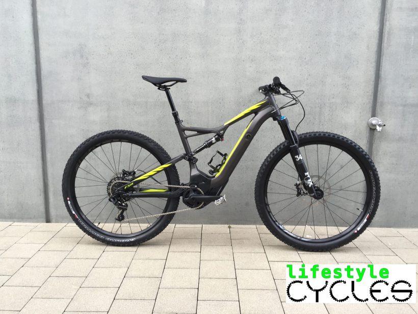 Specialized Turbo Levo 29er 2017 Lifestyle Cycles Schweiz Arlesheim