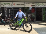 Specialized Levo FSR E-Bike 17m