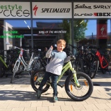 Specialized Riprock Gelb