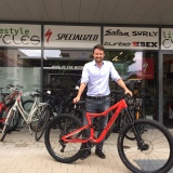 Specialized Stumpjumper Fsr Comp 650B 17M
