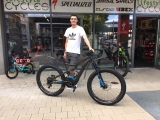 Specialized Turbo Levo Expert 2017 L Lifestyle Cycles