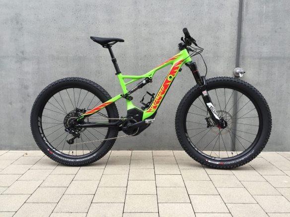 Specialized Turbo Levo FSR Testen Lifestyle Cycles Schweiz Basel Arlesheim E-Bike MTB Gempen