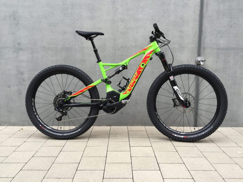 Specialized Turbo Levo FSR Testen Lifestyle Cycles Schweiz Basel Arlesheim E-Bike MTB Gempen