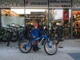 Specialized Hotrock 20 Blau 17