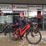 Specialized Turbo Vado 4.0WMN RED