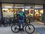 Specialized Sirrus carbon18L