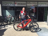 Specialized Vado Custom RED
