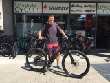 Specialized Stumpjumper FSR Carbon 18L