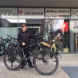 specialized crosstrail city