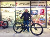 Specialized LEVO MY 2019 Comp Carbon BLUE