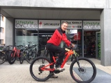 Specialized LEVO Comp Carbon MY 2019 L RED