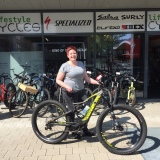 Specialized LEVO FSR CUSTOM S