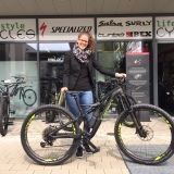 SPECIALIZED S-WORKS STUMPJUMPER FSR MY18 M
