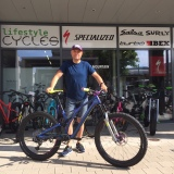 Specialized Stumpjumper FSR CUSTOM Edition