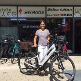 Specialized Como 4.0 grey 2020