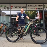 Specialized Levo FSR Comp 29 L